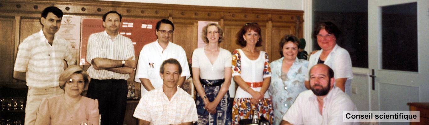 Les membres du conseil scientifique